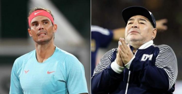 Nadal : Maradona Olahragawan Terbesar Sepanjang Sejarah