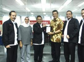 Makin Mantap, Transformasi Digital BGR Logistics